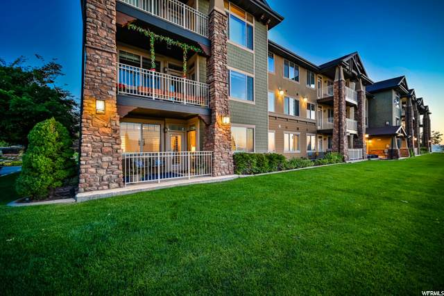 602 S Edgewood Dr E #115, North Salt Lake, UT 84054 (#1687861) :: goBE Realty