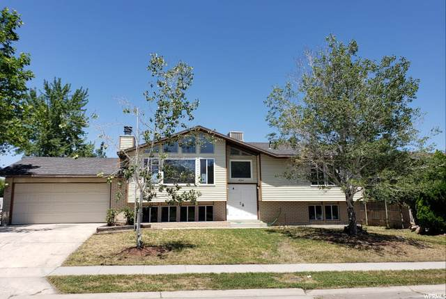 4264 W Yorkshire Cir S, South Jordan, UT 84009 (#1687868) :: Red Sign Team