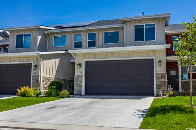 2316 N Chip Shot Loop Dr E, Saratoga Springs, UT 84045 (#1687870) :: Red Sign Team