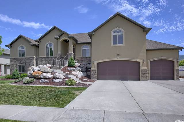 1938 W Ranch Rd, Farmington, UT 84025 (#1687872) :: goBE Realty