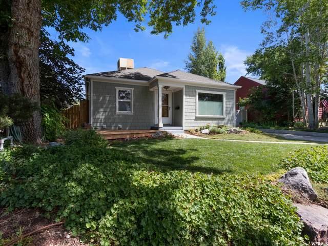 1925 E Garfield Ave, Salt Lake City, UT 84108 (#1687880) :: Bustos Real Estate | Keller Williams Utah Realtors