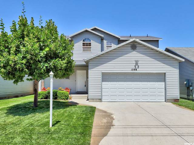 1598 W Whitlock Ave, West Valley City, UT 84119 (#1687922) :: Gurr Real Estate