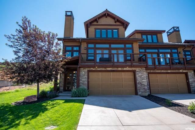 308 N Abajo Peak Way, Heber City, UT 84032 (MLS #1687936) :: High Country Properties