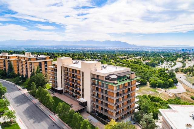 910 S Donner Way #204, Salt Lake City, UT 84108 (#1688012) :: goBE Realty