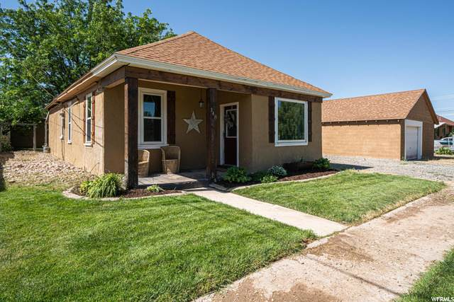 148 E 500 N, Nephi, UT 84648 (#1688031) :: Doxey Real Estate Group