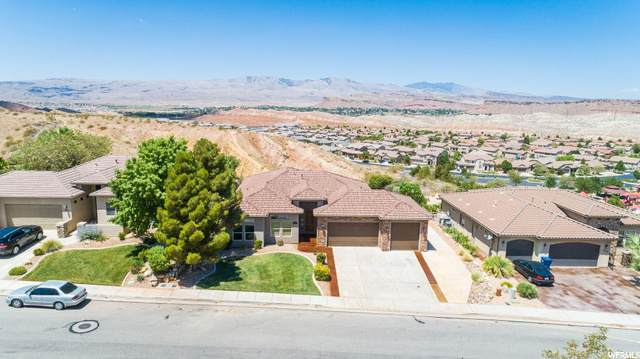 3588 S Desert Hills Dr, St. George, UT 84790 (#1688065) :: Red Sign Team