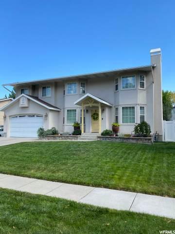 816 W Lucky Clover Ln, Salt Lake City, UT 84123 (#1688070) :: Powder Mountain Realty