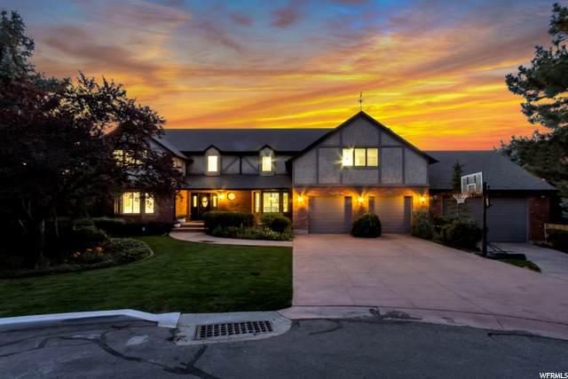 9618 S Ruskin Cir E, Sandy, UT 84092 (MLS #1688085) :: Lookout Real Estate Group