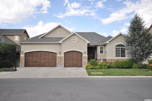 2771 N Desert Forest Ln W, Lehi, UT 84043 (#1688271) :: Big Key Real Estate