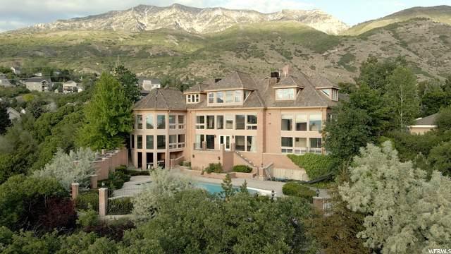 4545 N Brookshire Dr, Provo, UT 84604 (#1688309) :: Big Key Real Estate