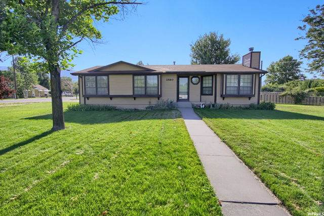 2560 N 4350 W, Plain City, UT 84404 (#1688328) :: Big Key Real Estate