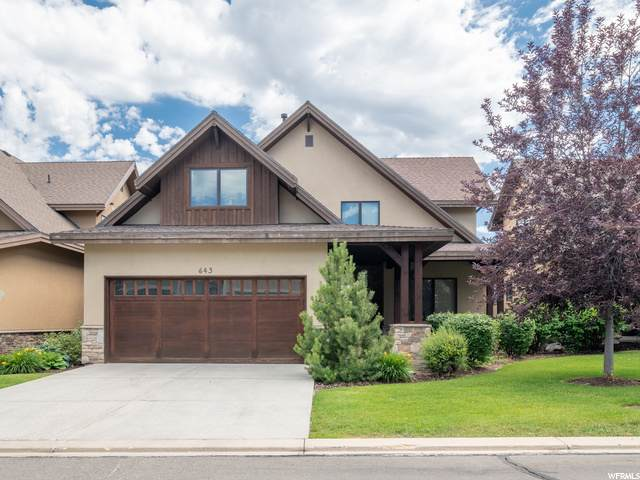 643 W St Andrews Dr, Midway, UT 84049 (MLS #1688427) :: Jeremy Back Real Estate Team