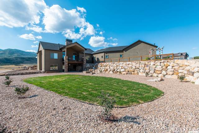 402 Shadow Hill Rd, Wanship, UT 84017 (#1688441) :: Red Sign Team