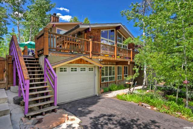 420 Woodland Dr, Park City, UT 84098 (#1688454) :: goBE Realty