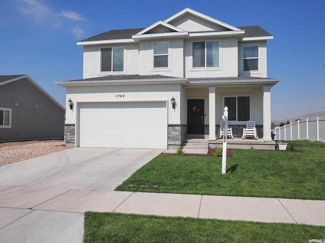 1724 S 360 W, Payson, UT 84651 (MLS #1688455) :: Lookout Real Estate Group