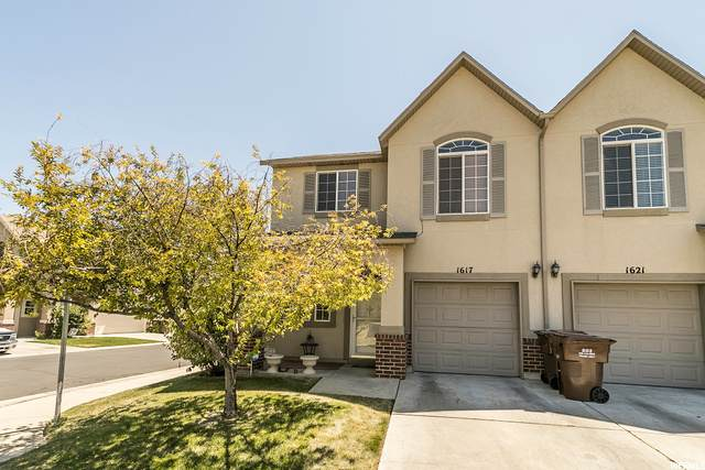 1617 Red Oakleaf Ct, West Valley City, UT 84119 (MLS #1688531) :: Lookout Real Estate Group