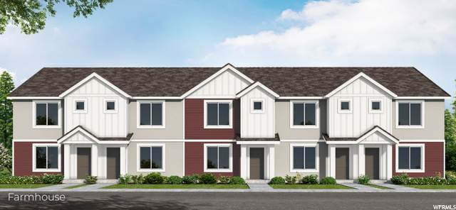 34 N Monitor Row #1243, Saratoga Springs, UT 84045 (MLS #1688548) :: Lookout Real Estate Group