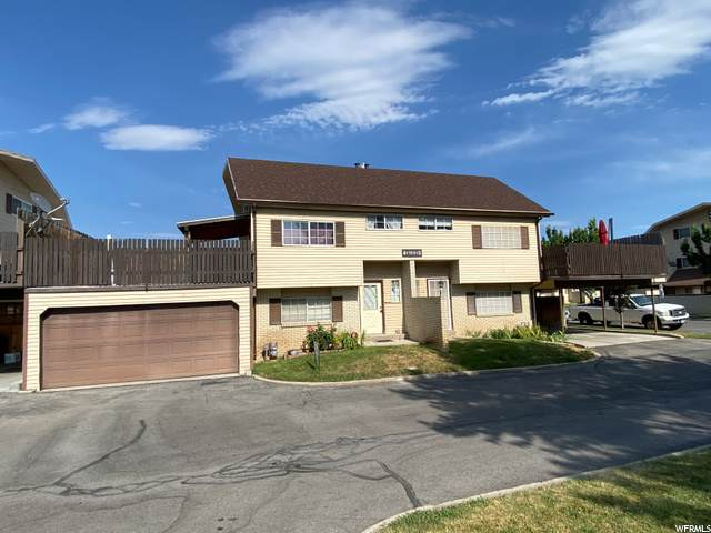 1916 W Home Stead Farms Ln S #4, West Valley City, UT 84119 (#1688559) :: Zippro Team