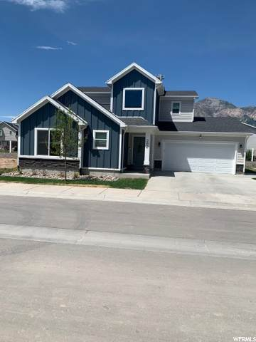 246 E 1850 N #31, Ogden, UT 84414 (#1688624) :: The Fields Team