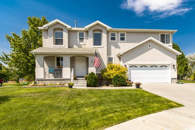 54 Keel Ct, Stansbury Park, UT 84074 (#1688687) :: Gurr Real Estate