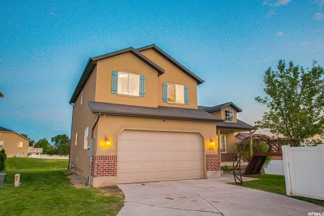 414 E Apple Grove Ln, Pleasant Grove, UT 84062 (#1688697) :: Big Key Real Estate