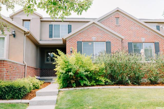 3065 S Crews Hill Ct Ct W, West Valley City, UT 84120 (MLS #1688726) :: Lookout Real Estate Group
