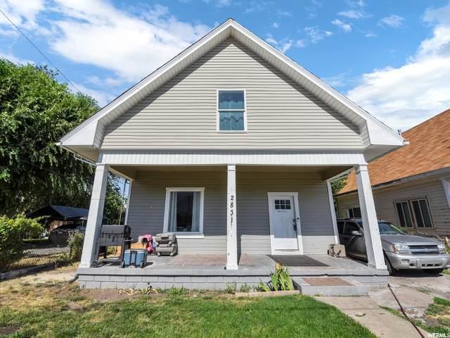 2831 S Kiesel, Ogden, UT 84401 (#1688841) :: Big Key Real Estate