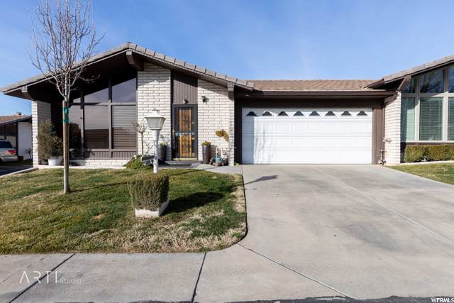 55 E 700 S #26, St. George, UT 84770 (MLS #1688860) :: Lookout Real Estate Group