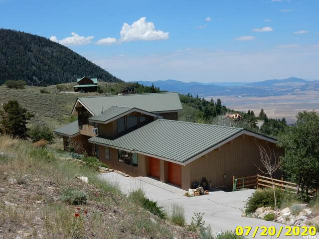 1154 E High Mountain View Dr, Cedar City, UT 84720 (MLS #1688920) :: Lookout Real Estate Group