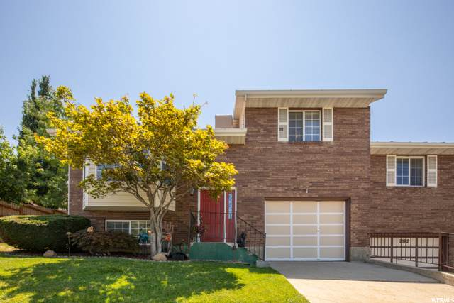 2184 E 7495 S, Cottonwood Heights, UT 84121 (#1688932) :: Red Sign Team