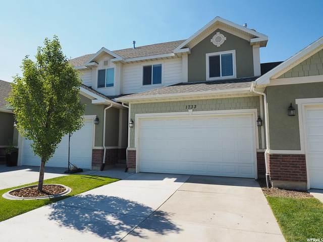 1733 W Hollow Cedar Ln S #3, Riverton, UT 84065 (#1688948) :: Big Key Real Estate