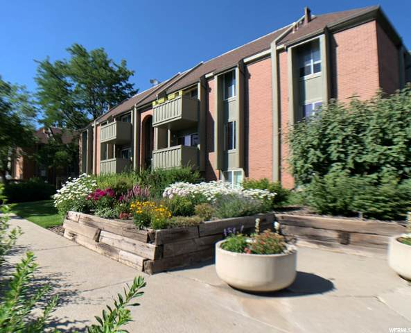 1160 S Foothill Drive #222 E #222, Salt Lake City, UT 84108 (#1688974) :: McKay Realty