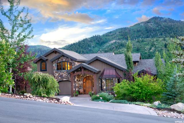 7319 Pine Ridge Dr, Park City, UT 84098 (#1688995) :: Utah Best Real Estate Team | Century 21 Everest