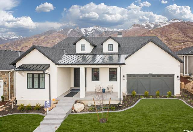 9289 S San Giorgio Ln E #342, Cottonwood Heights, UT 84093 (#1689023) :: Doxey Real Estate Group