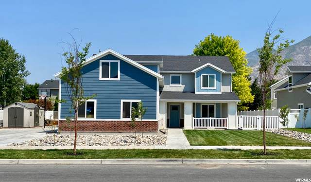 576 W 250 N, Springville, UT 84663 (#1689109) :: Big Key Real Estate