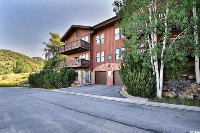 8231 N Meadowview Ct K11, Park City, UT 84098 (#1689162) :: Powder Mountain Realty
