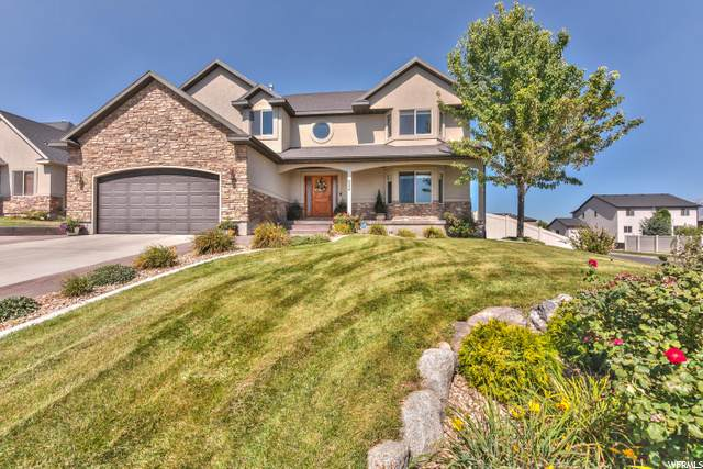 624 W Aspen Hills Blvd, Saratoga Springs, UT 84043 (#1689188) :: Doxey Real Estate Group
