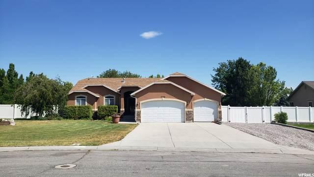 5736 W Frolic Ct, Herriman, UT 84096 (#1689218) :: Doxey Real Estate Group
