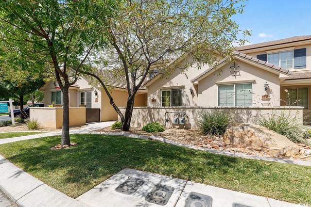 3439 S Barcelona Dr #74, St. George, UT 84790 (#1689327) :: Red Sign Team