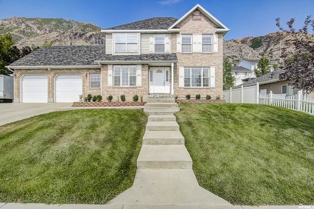 978 N 500 E, Springville, UT 84663 (#1689335) :: Red Sign Team