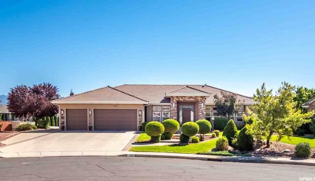 2261 S Hillrise Cir, St. George, UT 84790 (#1689375) :: Big Key Real Estate