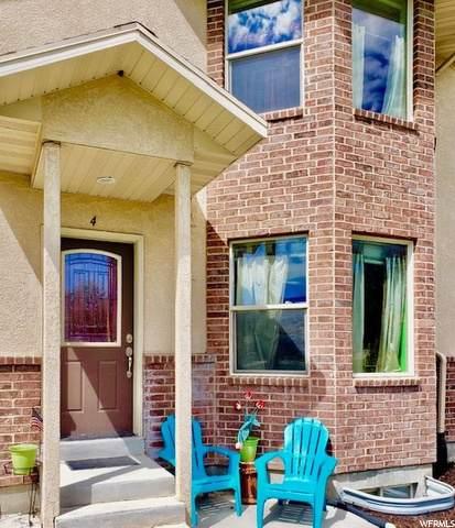 101 E 630 N #4, Smithfield, UT 84335 (#1689406) :: Big Key Real Estate