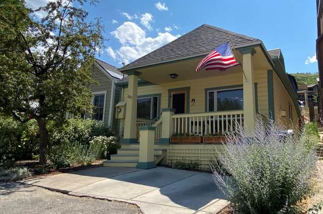 1107 Woodside Ave, Park City, UT 84060 (#1689431) :: Powder Mountain Realty