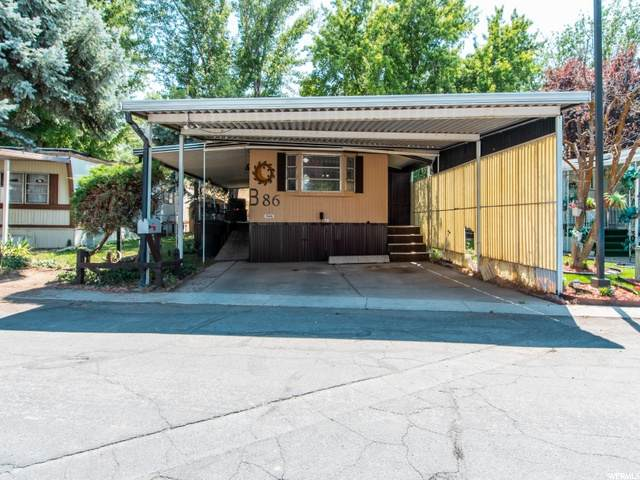 5100 S 1050 W B86, Ogden, UT 84405 (#1689508) :: Pearson & Associates Real Estate