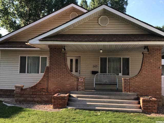 145 E 100 N, Vernal, UT 84078 (#1689512) :: Colemere Realty Associates