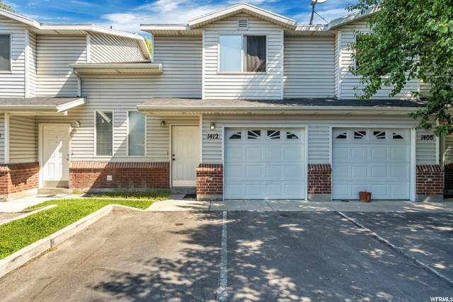 1412 W Salvia Pl, West Valley City, UT 84119 (MLS #1689547) :: Lookout Real Estate Group