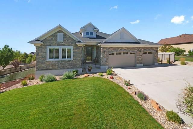 6671 W Broadleaf Hollow Ln, Highland, UT 84003 (#1689555) :: Big Key Real Estate