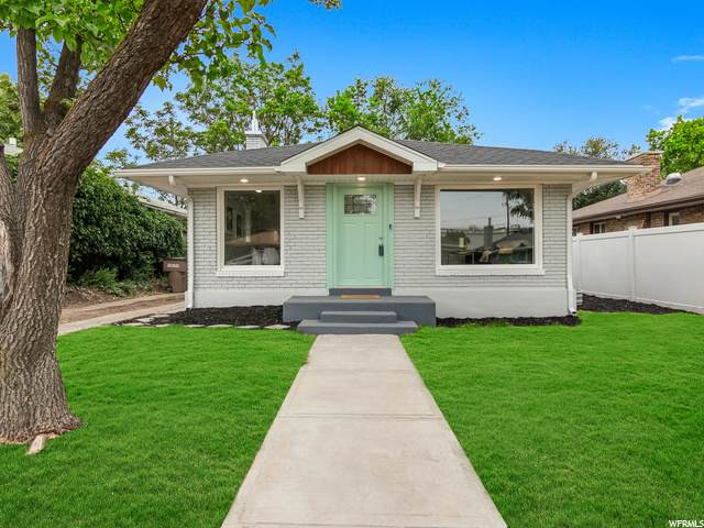 850 E Elm Ave, Salt Lake City, UT 84106 (#1689559) :: Gurr Real Estate