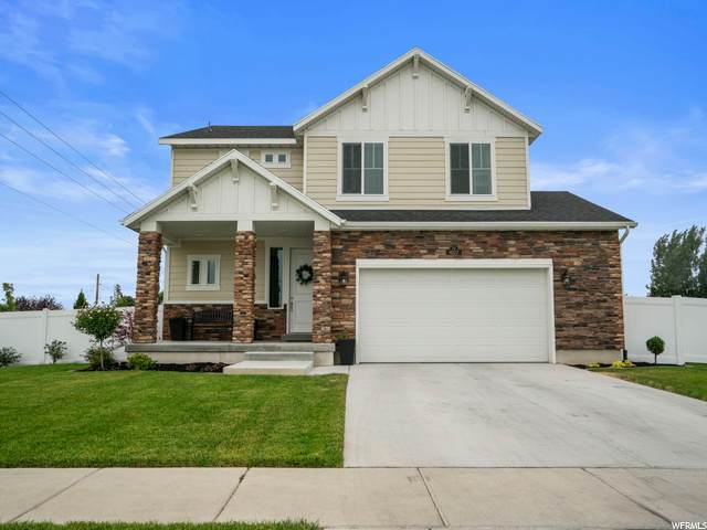 1027 W Tivoli Way S, Syracuse, UT 84075 (#1689567) :: Red Sign Team