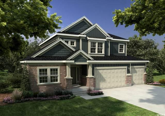 1111 W Murray Hollow Ln, Murray, UT 84123 (#1689586) :: Bustos Real Estate | Keller Williams Utah Realtors